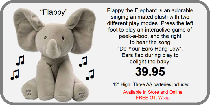Flappy the Elephant