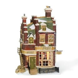Department 56 Scrooge & Marley Counting House
