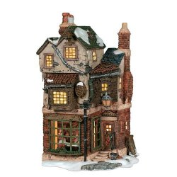Department 56 Cratchit's Corner