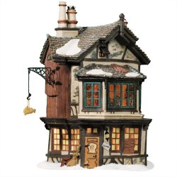 Department 56 Ebenezer Scrooge's House