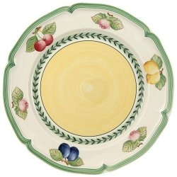 French Garden Fleurence Dinner Plate 10 ¼""