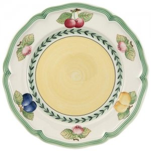 """French Garden Fleurence Salad Plate 8 ¼"""""""