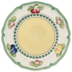 French Garden Fleurence Salad Plate 8 ¼""