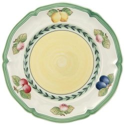 French Garden Fleurence Bread & Butter Plate 6 ½""