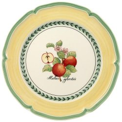 French Garden Valence Dinner Plate 10 ¼""