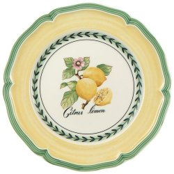 French Garden Valence Salad Plate 8 ¼""