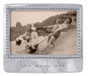 """MARIPOSA """"live. laugh. love."""" Frame Style #3906LL"""
