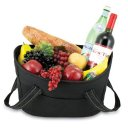"PICNIC TIME ""Mercado Basket"" - 599-00-179 Black"