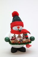 "ULBRICHT 7"" Snowy with Ginger Bread Style #01-461"