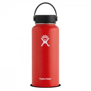 Hydro Flask 32 oz. Wide Mouth Bottle - Lava