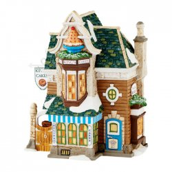 Department 56 Kings Cakes