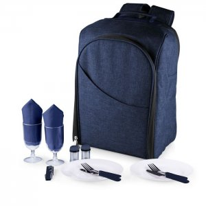 PICNIC TIME PT Colorado Picnic Backpack Style #531-20-138 - Navy