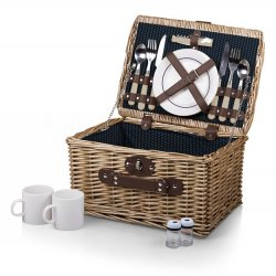 Picnic Time Catalina Basket - Navy