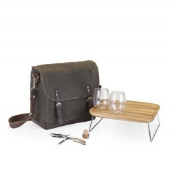Picnic Time Adventure Wine Tote