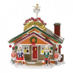Department 56 The Nutcracker House