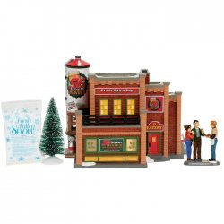 Department 56 56 Street Brewery Box Set