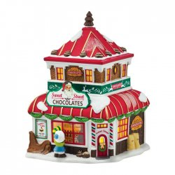 Department 56 Santa's Chair Works