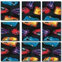 9 Piece Puzzle - Retro Rods