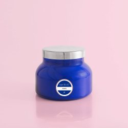 """Capri Blue"" Paris Blue Signature Jar Candle - 19 oz"