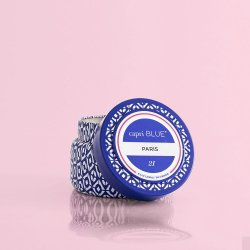 Capri Blue Paris Printed Travel Tin Candle - 8.5 oz