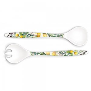 Michel Design Works Tuscan Grove Melamine Serving Set Style #SWSS277