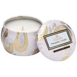 Voluspa Panjore Lychee Votive Tin Candle