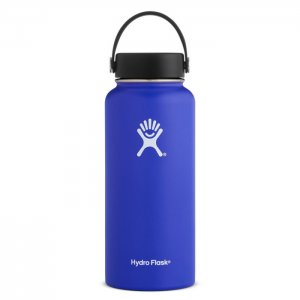 Hydro Flask 32 oz. Wide Mouth Bottle - Blueberry