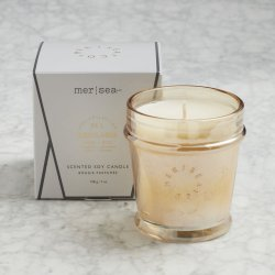 Mersea Signature Boxed Candle - Aquilaria