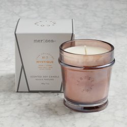 Mersea Signature Boxed Candle - Mystique