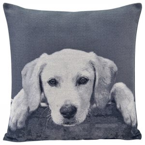Accent Pillow - Dog Square