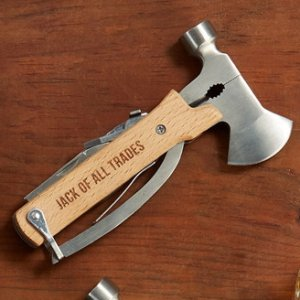 "12 in 1 Multi Tool in a Gift Box - ""Jack of all Trades"""