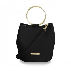 Katie Loxton Suki Bucket Bag - Black