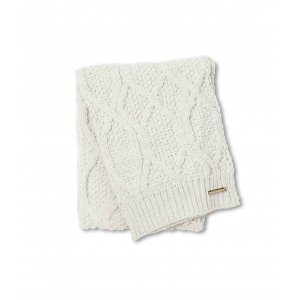 Katie Loxton Cable Knit Scarf - Cream