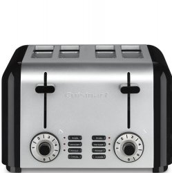 Cuisinart 4 Slice Compact Stainless Toaster Style #CPT340