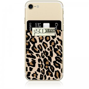 iDecoz Leopard Phone Pocket