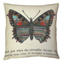 Pillow - Butterfly