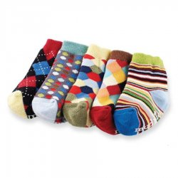 Mud Pie Little Gentlemen Socks