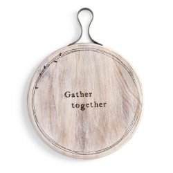 "Demdaco ""Gather Together"" Serving Board"