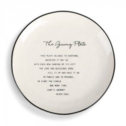 "Demdaco ""The Giving Plate"""
