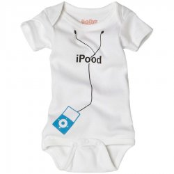 Hilarious Onsie - iPood