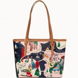 Spartina Northern California Small Tote