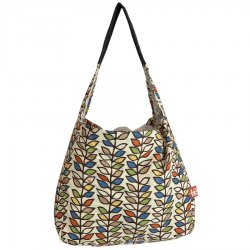 Love Bags Stash It Shopping Tote - Be Leaf