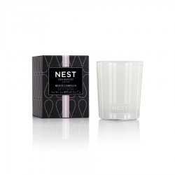 Nest White Camellia - Votive Candle