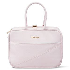 Corkcicle Baldwin Boxer Lunch Bag - Pink