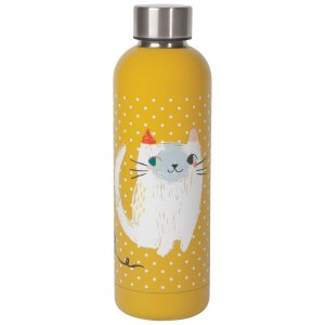 Now Design Cat Water Bottle Style #7002061