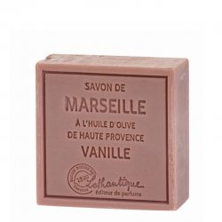 Lothantique Square Bar Soap - Vanilla
