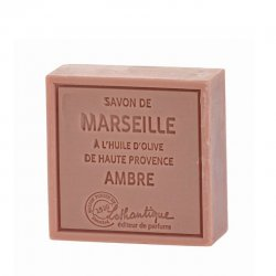 Lothantique Square Bar Soap - Amber