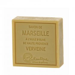 Lothantique Square Bar Soap - Verbena