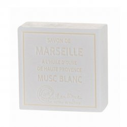 Lothantique Square Bar Soap - White Musk