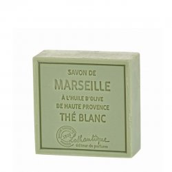 Lothantique Square Bar Soap - White Tea